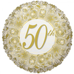 50th Anniversary Balloon